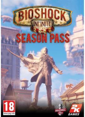 BioShock Infinite Season Pass til PC