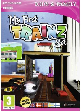 My First Trainz Set til PC