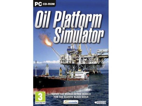 Oil Platform Simulator til PC
