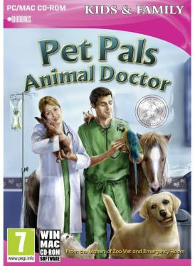 Pet Pals - Animal Doctor til PC - Nedlastbart