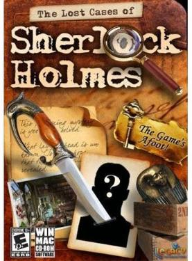 The Lost Cases of Sherlock Holmes til PC