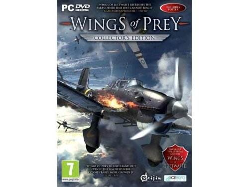 Wings of Prey: Collectors Edition til PC