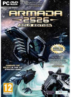 Armada 2526 - Gold Edition til PC