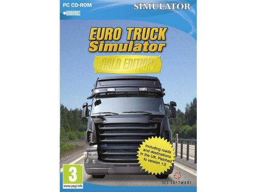 Euro Truck Simulator - Gold Edition til PC