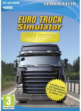 Euro Truck Simulator - Gold Edition til PC