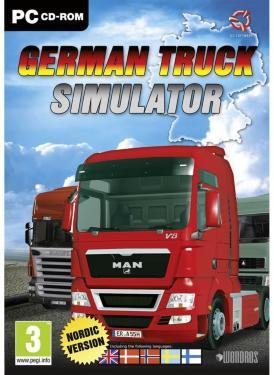 German Truck Simulator til PC