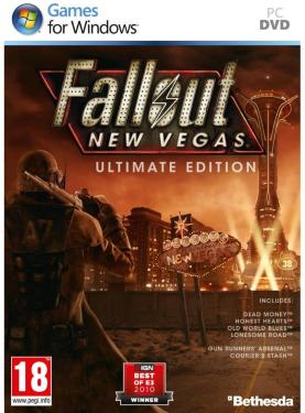 Fallout New Vegas: Ultimate Edition til PC