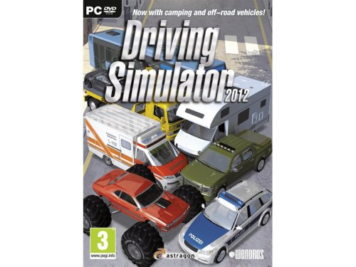 Driving Simulator 2012 til PC