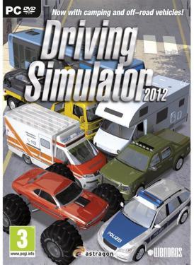 Driving Simulator 2012 til PC - Nedlastbart
