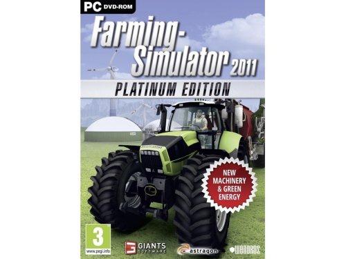 Farming Simulator 2011: Platinum Edition til PC