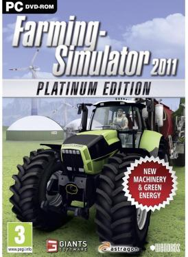 Farming Simulator 2011: Platinum Edition til PC - Nedlastbart