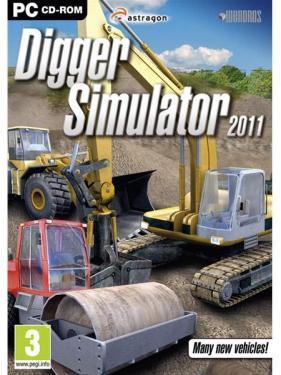 Digger Simulator 2011 til PC