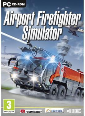 Airport Firefighter Simulator til PC