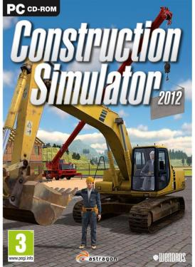 Construction Simulator 2012 til PC