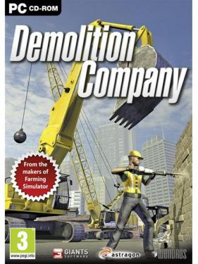 Demolition Company til PC - Nedlastbart