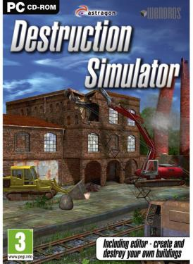 Destruction Simulator til PC - Nedlastbart