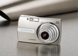 Olympus µ 810