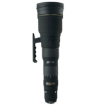 Sigma 300-800mm F5.6 EX DG HSM for Canon