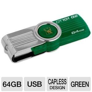 Kingston Datatraveler 101 G2 64GB aF74Oa