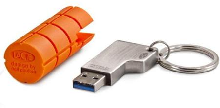 LaCie USB 3.0 RuggedKey 16GB