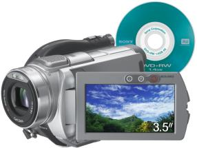Sony DCR-DVD505E