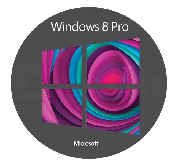 Microsoft Windows 8 Professional 64-bit Norsk OEM