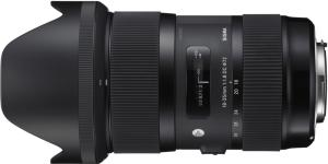 Sigma 18-35mm F1.8 DC HSM Art for Canon