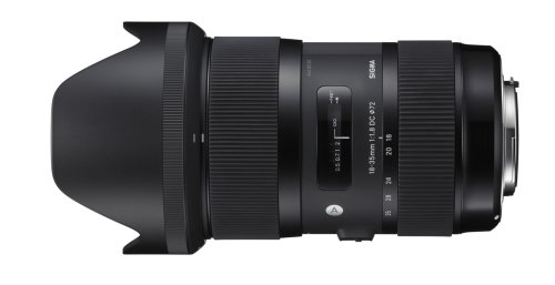 Sigma 18-35mm F1.8 DC HSM for Sony