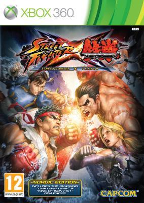 Tekken X Street Fighter til Xbox 360