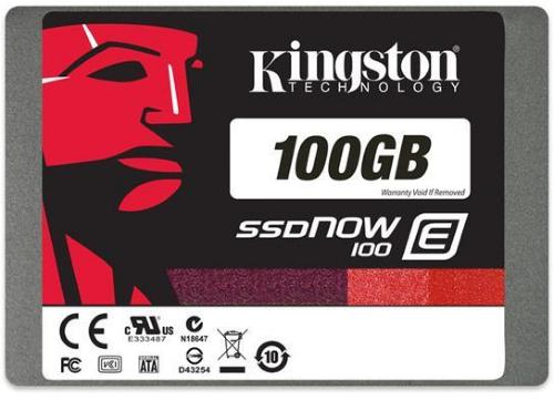 Kingston SSDNow E100 100GB