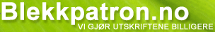 Blekkpatron.no logo
