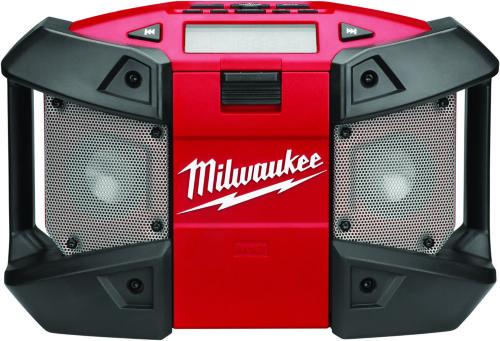Milwaukee Radio C12 JSR Radio