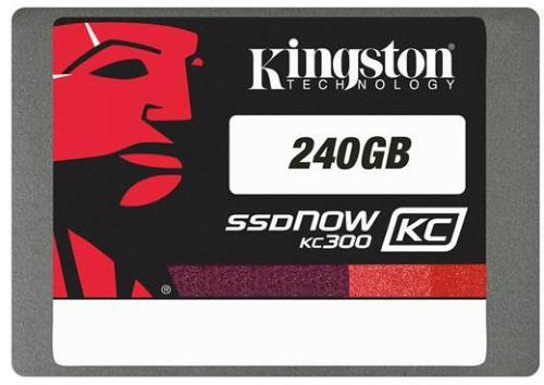 Kingston SSDNow KC300 240GB (Kit)