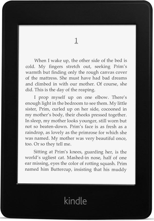 Amazon Kindle 2019 (hvit) iPad og nettbrett Elkjøp
