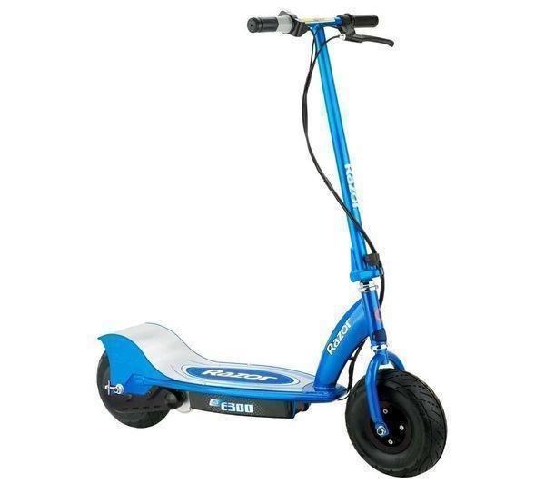 NORDIC E Scooter 100 Junior Elektrisk Sparkesykkel Blå