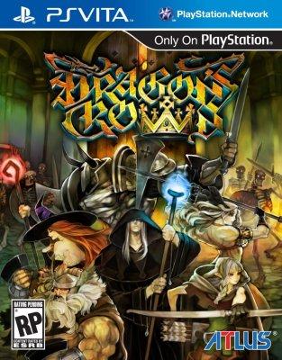 Dragon's Crown til Playstation Vita