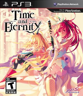 Time and Eternity  til PlayStation 3