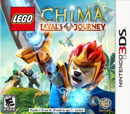 Legends of Chima: Laval's Journey til 3DS