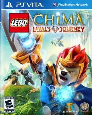 LEGO Legends of Chima: Laval's Journey til Playstation Vita