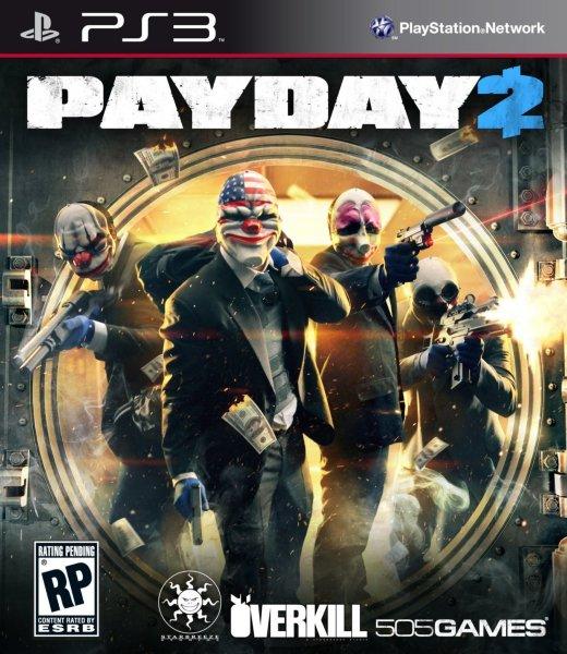 Payday 2 til PlayStation 3