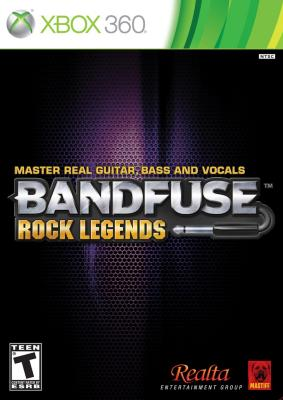Band Fuse: Rock Legends til Xbox 360