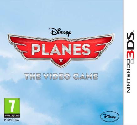 Disney's Planes  til 3DS