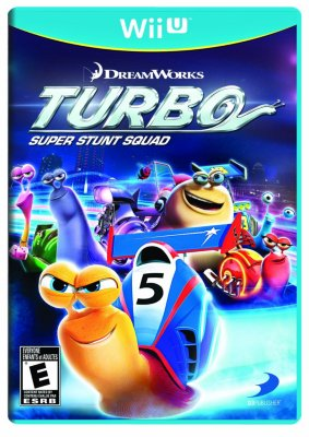 Turbo: Super Stunt Squad til Wii
