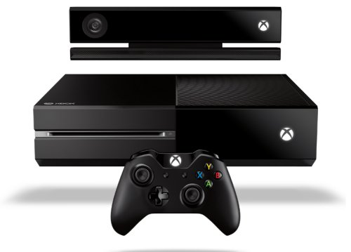 Microsoft Xbox One (inkl. Kinect)