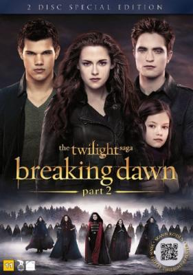 The Twilight Saga : Breaking Dawn (Part 2)
