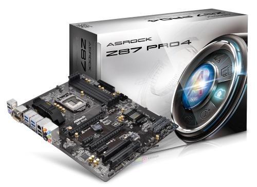 ASRock Z87 Pro4