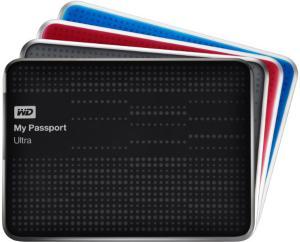 Western Digital My Passport Ultra 2TB