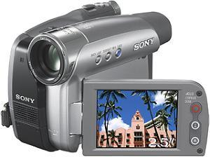 Sony DCR-HC24E