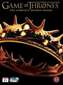 HBO Game Of Thrones - Sesong 2