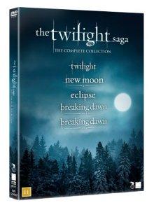The Twilight Saga - Complete Collection